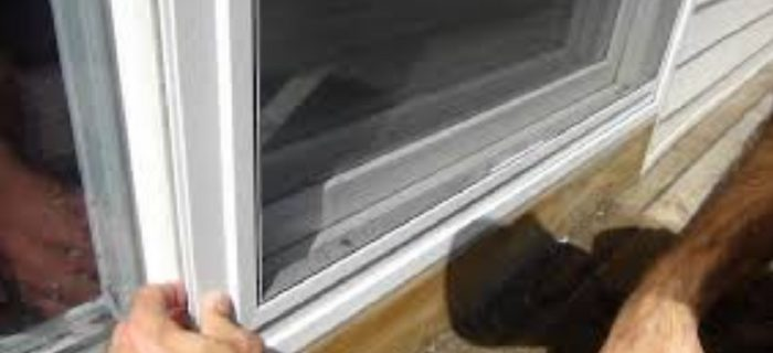 flyscreen door installer