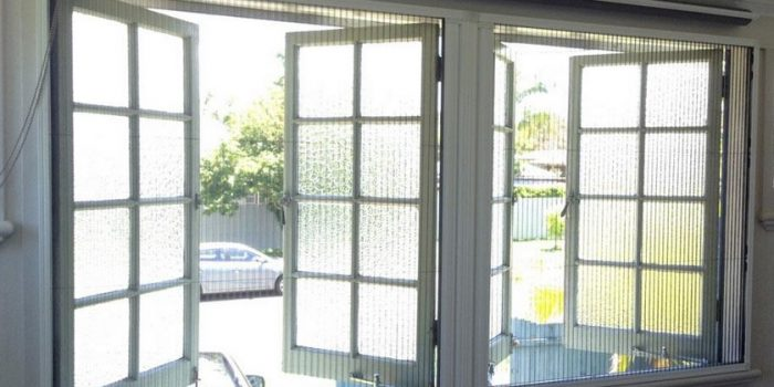 Casement Window Flyscreen